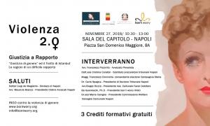 invito 27 11 Napoli violenza 2.0