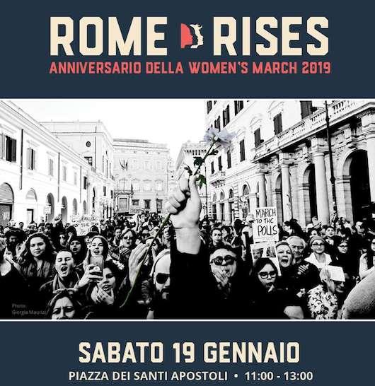 Rome rises