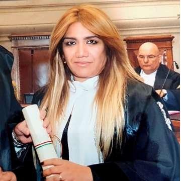 Avv. Fernanda Solorzano Sarmiento