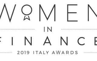 Woman in Finance 2019 Italy Awards